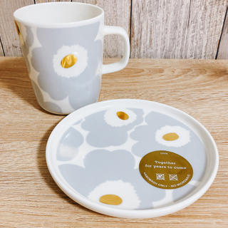 marimekko - マリメッコ marimekko unikko ウニッコ マグカップ プレート