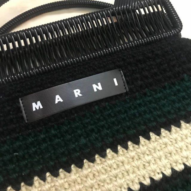 Marni(マルニ)のMARNI バッグ マルニ マーケット レディースのバッグ(トートバッグ)の商品写真