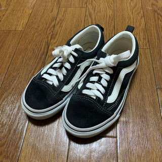 VANS - 【VANS】19cm オールドスクールスニーカー
