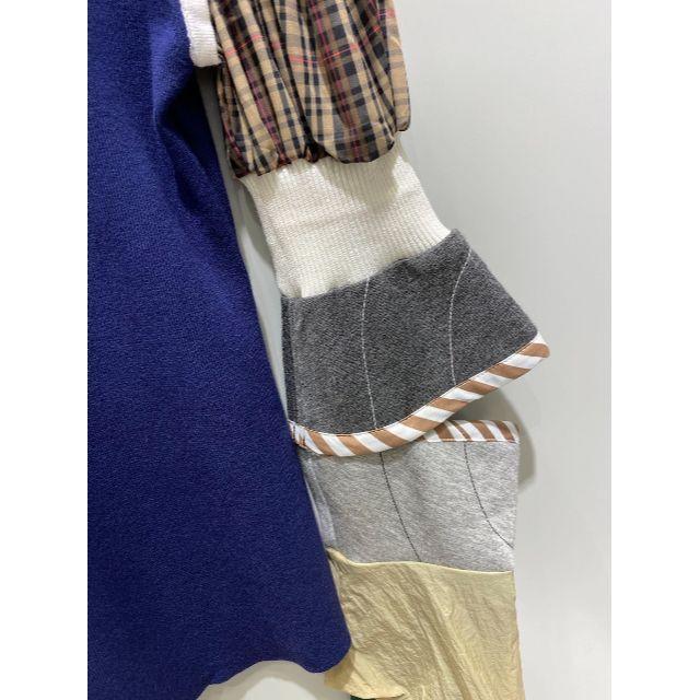 ENFOLD(エンフォルド)の今日限定値下げEnfold  contrast sleeve jumper レディースのトップス(ニット/セーター)の商品写真