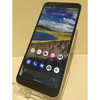 Softbank - 【中古・訳あり美品】Google Pixel 3a 64GB(SIMロック解除済