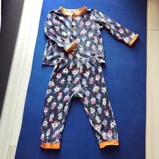アンパサンド(ampersand)のアンパサンド 長袖パジャマ 95cm(パジャマ)