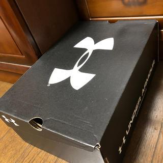 アンダーアーマー(UNDER ARMOUR)のアンダーアーマーの箱(トレーニング用品)