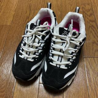 SKECHERS - 【SKECHERS】スニーカー 25cm