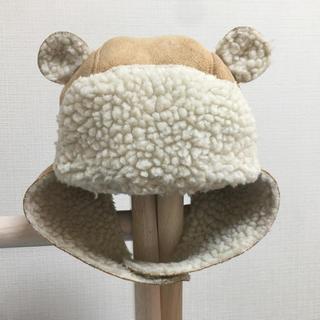 babyGAP - ベビーギャップ  babygap くまさん帽子 フライキャップ