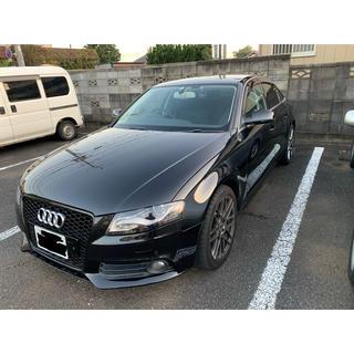 全コミ価格 Audi アウディ A4 1.8TFSI 社外アルミ 社外グリル