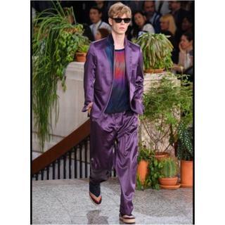 ポールスミス(Paul Smith)のポールスミス 紫 ジャケット ラッドミュージシャン プラダ バーバリー グッチ(テーラードジャケット)