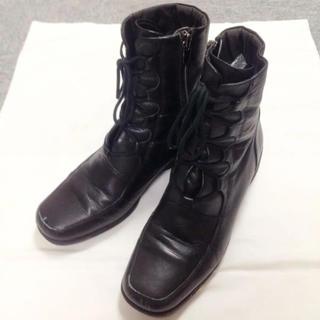 アラヴォン(Aravon)のaravon ブーツ シューズ ニューバランス 靴 黒 ユナイテッドアローズ(ブーツ)