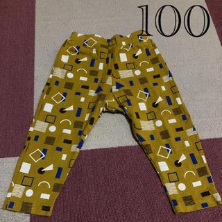 SHOO・LA・RUE - シューラルー サルエル ストレッチパンツ 100