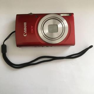 Canon - Canon IXY200 デジカメ レッド