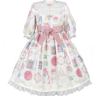 Angelic Pretty - Angelic Pretty  Doll's Tea Party OP