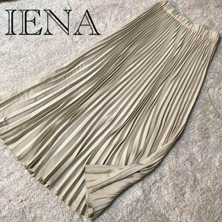 IENA - イエナ プリーツスカート