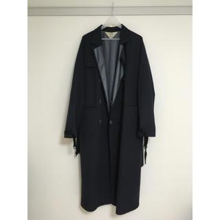 サンシー(SUNSEA)のsunsea 18ss water proof colombo coat 3(トレンチコート)