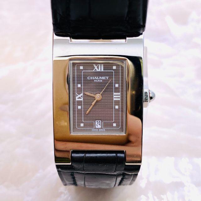 CHAUMET(ショーメ)の★CHAUMET★ スティルドゥショーメ 腕時計 レディースのファッション小物(腕時計)の商品写真