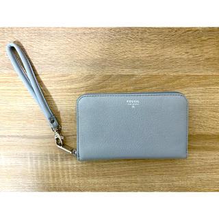 フォッシル(FOSSIL)の【即購入可】フォッシル 正規品 スマホ 財布 ケース 新品 訳あり(財布)