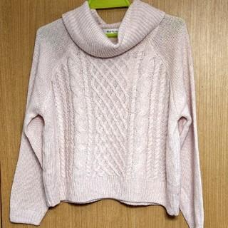 しまむら - 新品未使用 人気のセーター ニット トップス 即日発送