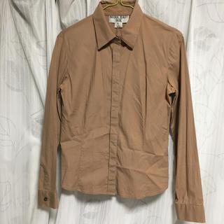 エヌナチュラルビューティーベーシック(N.Natural beauty basic)のシャツ ナチュラルビューティーベーシック サイズM(シャツ/ブラウス(長袖/七分))
