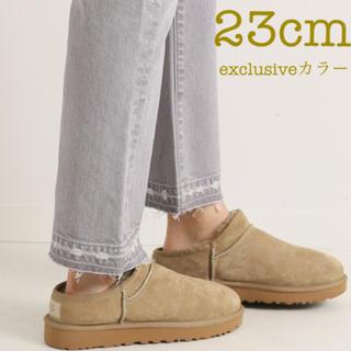 UGG - ☆今季☆ UGG CLASSIC SLIPPER exclusiveカラー 23