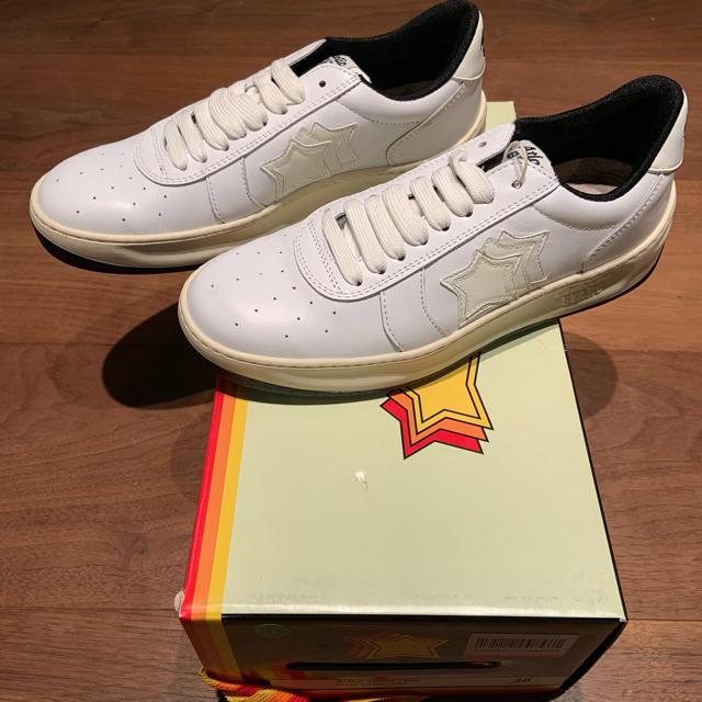 GOLDEN GOOSE(ゴールデングース)の新品 未使用 アトランティックスターズ 38 Atlantic stars レディースの靴/シューズ(スニーカー)の商品写真