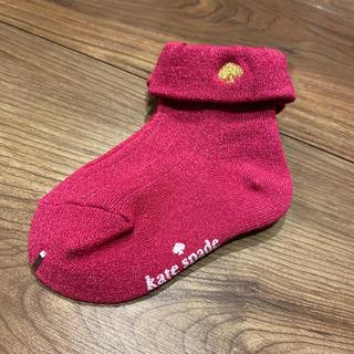 ケイトスペードニューヨーク(kate spade new york)の靴下 女の子 かわいい ケイトスペード(靴下/タイツ)