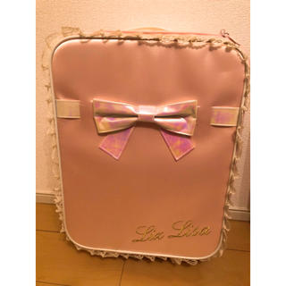 リズリサ(LIZ LISA)のリズリサ⭐︎福袋⭐︎キャリーケース⭐︎新品⭐︎レア物⭐︎送料無料(スーツケース/キャリーバッグ)
