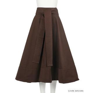 FRAY I.D - ロングフレアスカート SHE tokyo シートーキョー