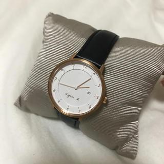 agnes b. - agnès b.の腕時計(レディース)