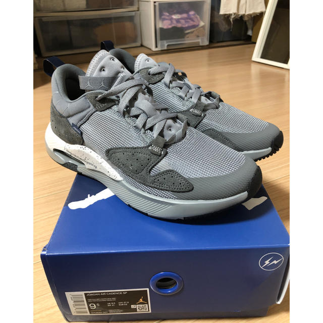 FRAGMENT(フラグメント)のNIKE fragment jordan air cadence sp メンズの靴/シューズ(スニーカー)の商品写真