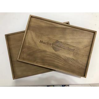 大人気!WECK ウェック 木製トレイ 2枚 トレー