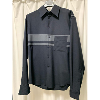 Marni - MARNI ウールシャツ (サイズ 44)
