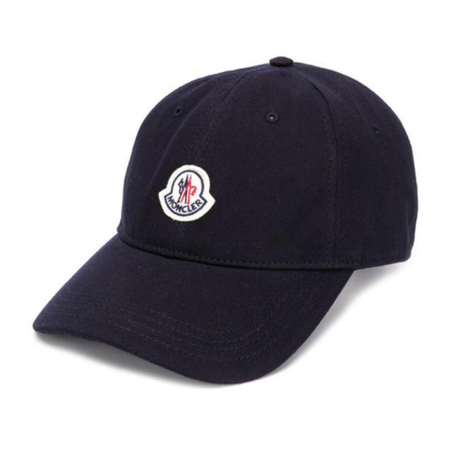 MONCLER(モンクレール)の【travis様専用】monncler モンクレール  ベースボールキャップ メンズの帽子(キャップ)の商品写真