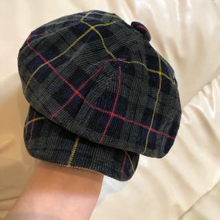 mikihouse - ミキハウス帽子52cm美品