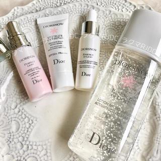 Dior - 【2020夏秋コフレ10,834円分】ディオールスノー 化粧水 美容液 化粧下地