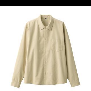 MUJI (無印良品) - 新疆綿オックススクエアカットシャツ