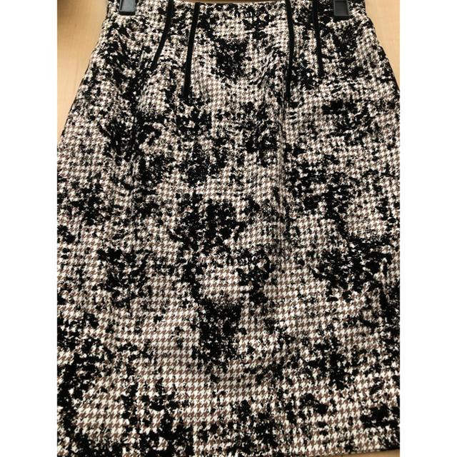 JUSGLITTY(ジャスグリッティー)の【美品】ジャスグリッティー❤️スカート レディースのスカート(ひざ丈スカート)の商品写真