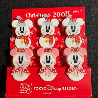 Disney - ディズニー クリップ A (クリスマス雪だるま)
