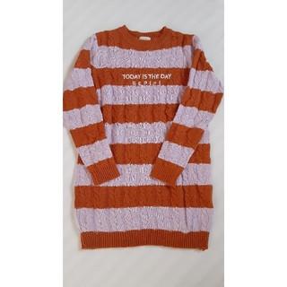 レピピアルマリオ(repipi armario)のニット セーター ワンピース repipi armario 冬服(ニット/セーター)