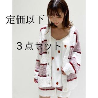 gelato pique - ジェラートピケ♡ 【PARIYA】シリーズ3点セット