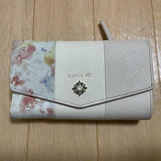 4℃ - Luria 4℃ 折りたたみ財布 正規品
