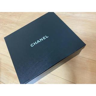 シャネル(CHANEL)の未使用♫CHANEL大きいサイズショップケース(ショップ袋)