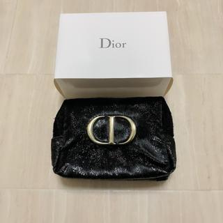 Dior - ディオール ブラックポーチ