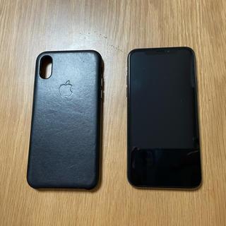 Apple - iPhoneXS 256g スペースグレイ SIMフリー