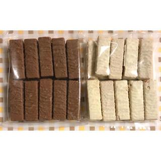 チョコウエハース 2種(菓子/デザート)