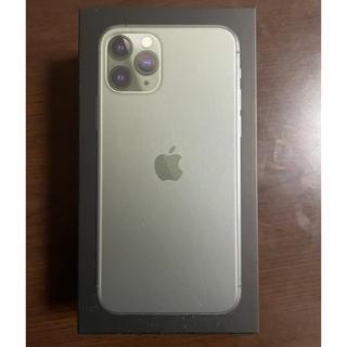 iPhone - iPhone11pro 64GB ミッドナイトグリーンSIMフリー