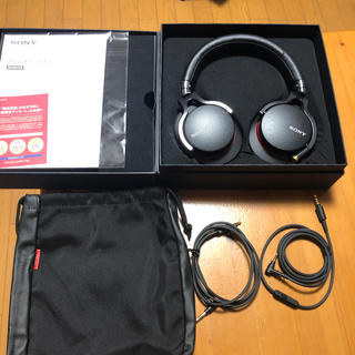 SONY - SONY MDR-1A ヘッドフォン