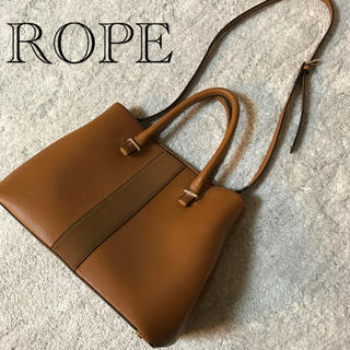 ROPE - ROPE 2WAY バッグ