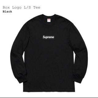 Supreme - Supreme Box Logo L/S Tee Mサイズ