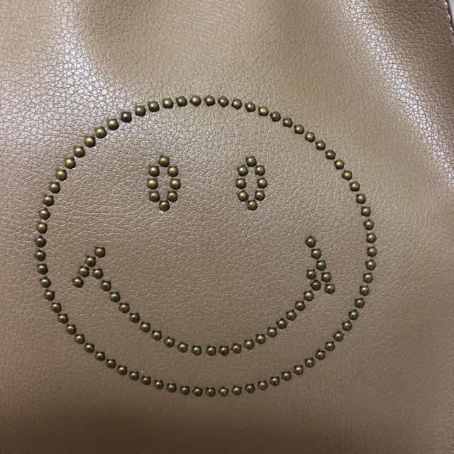 coen(コーエン)のcoen  SMILYスタッズショルダーバック レディースのバッグ(ショルダーバッグ)の商品写真