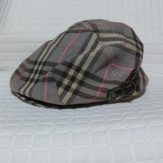 バーバリーブルーレーベル(BURBERRY BLUE LABEL)のバーバリーブルーレーベル 帽子・ハンチング(ハンチング/ベレー帽)