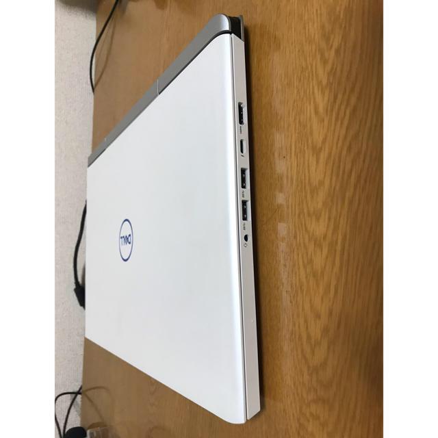 DELL(デル)のDELL G7 7588 スマホ/家電/カメラのPC/タブレット(ノートPC)の商品写真